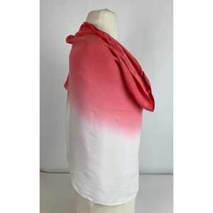 7fca7dc14 Nordstrom Accessories - Nordstrom Rack Pink White Women's Wrap Scarf
